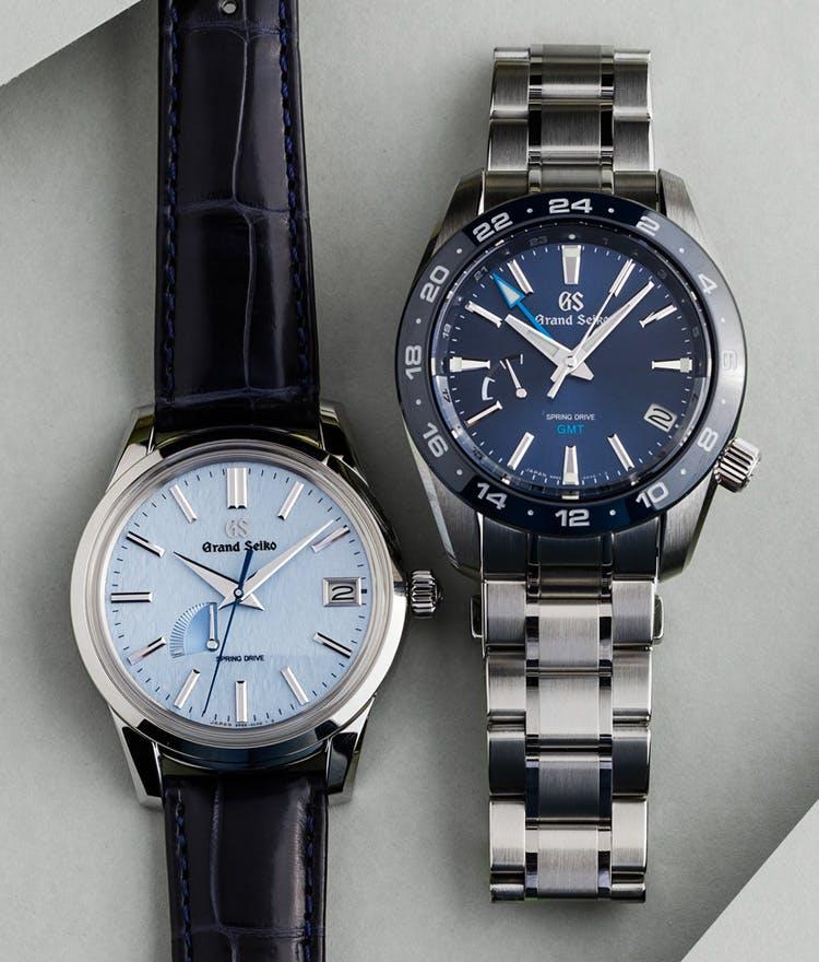 grand seiko watches