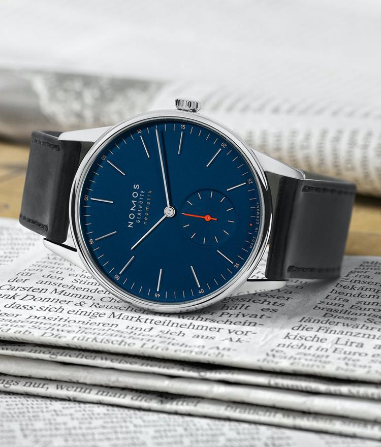 Nomos Glashutte Watch