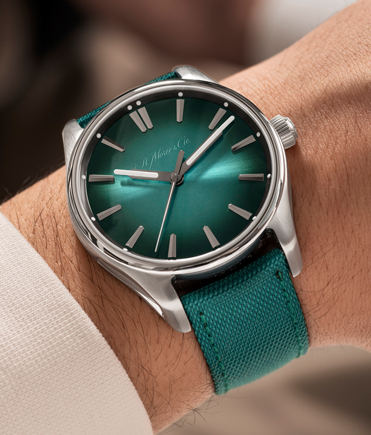 H Moser & Cie Watch
