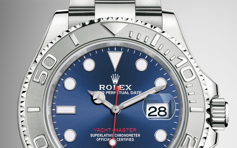 Rolex Yacht Master 40 M126622-0002 Static, 41mm, Oystersteel